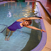 StrechCordz® Pool Aqua Band