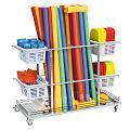 Sport-Thieme 'Comfy III' Storage Trolley