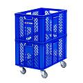 Mobile Storage Basket