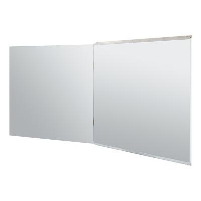 Klapp-Spiegel zur Wandmontage